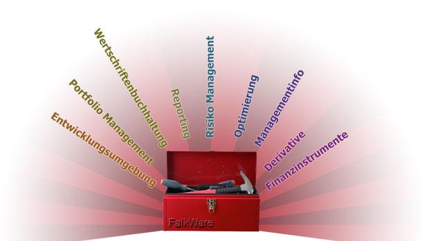 FalkWare - die Toolbox für das Portfoliomanagement